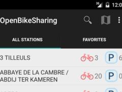 OpenBikeSharing 1.9.2 Screenshot