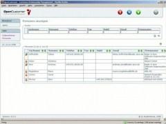 OpenCustomer 0.4.0 Screenshot