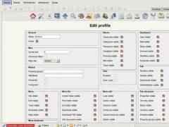 OpenKM Document Management - DMS 5.1 Screenshot