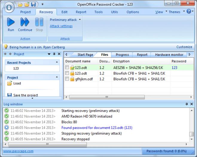 Openoffice password cracker 231 free download altavistaventures Gallery