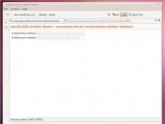 OpenSCADA 0.16.0 Screenshot