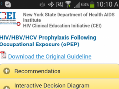 oPEP Clinical Guideline 1.2 Screenshot