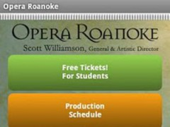 Opera Roanoke 1.0 Screenshot
