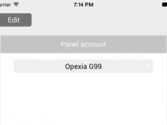 OPEXIA EZHOME 1.01 Screenshot