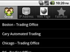 OPNET AppResponse Xpert Beta 2.36 Screenshot