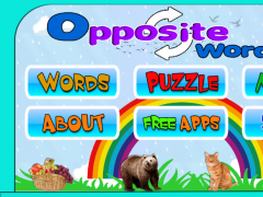 Opposite Words - Fun Learning 1.0.0 Screenshot