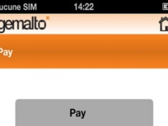 Optelio Contactless iApp 2.0.0 Screenshot