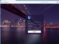 OptimalWeb 1.20 Screenshot