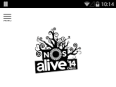 NOS Alive 7.0.3 Screenshot
