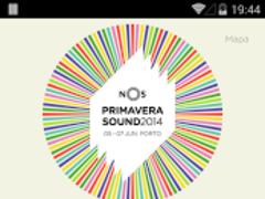 NOS Primavera Sound 6.3 Screenshot