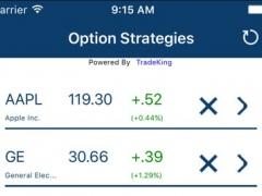 Option Strategies App 1.6 Screenshot