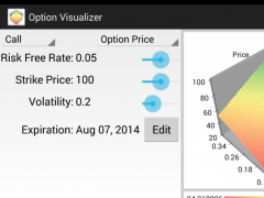 Option Visualizer 1.1 Screenshot