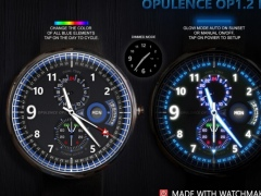 Opulence OP1.2 Watch Face 1.1 Screenshot