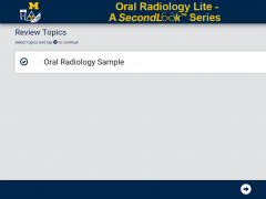 Oral Radiology Lite-SecondLook 3.0.2 Screenshot