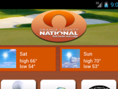 Orange County National GC 1.0 Screenshot