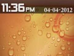 OrangeDrop Go Locker Theme 1.11 Screenshot