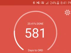 ORD Countdown 5.0 5.0.9 Screenshot