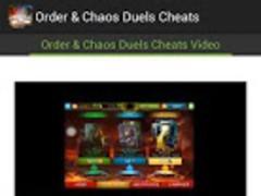 Order & Chaos Duels Cheats 1.3 Screenshot