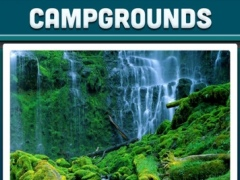 Oregon Campgrounds & RV Parks 1.0 Screenshot