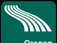 Oregon Map offline 1.55 Screenshot