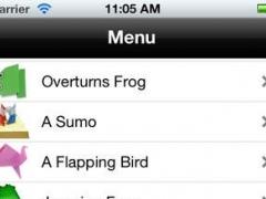 Origami Adventures for iPhone 3.1 Screenshot