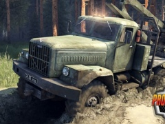 Original Spintires Off Road Simulator 20'17 1.2 Screenshot