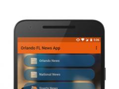 Orlando FL News App 1.3 Screenshot
