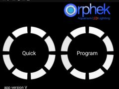 Orphek Atlantik V4/V3+ Serie 21.0 Screenshot