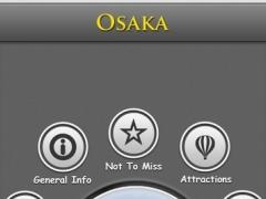 Osaka Offline Map City Guide 5.1 Screenshot