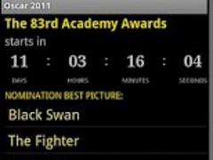 Oscar 2011 1.1 Screenshot