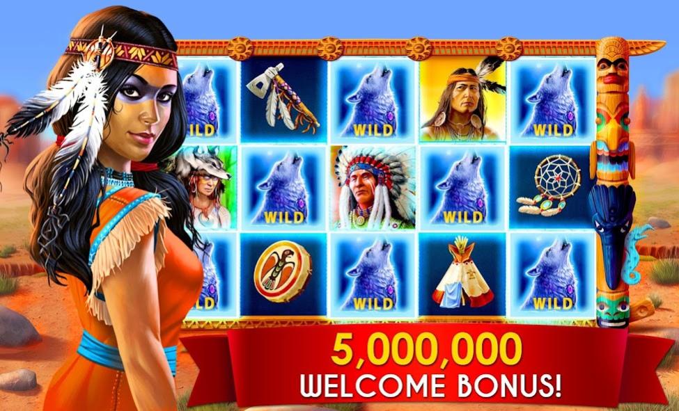 Casino Netflix - Fall Creek Farms • Granbury, Texas Slot Machine