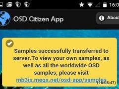 OSD Citizen 1.7.3 Screenshot