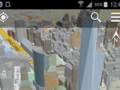 Online Maps 3D 1.4.2 Screenshot