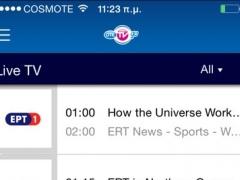 OTE TV GO 0.9.1 Screenshot