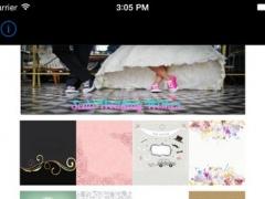 Our Wedding Cards Widget 1.0 Screenshot