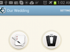 Our Wedding Planner 2.3.7 Screenshot