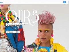 OURS Magazine! 1.0 Screenshot