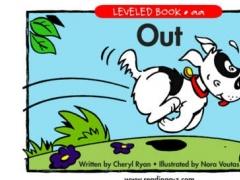 Out - LAZ Reader [Level aa–kindergarten] 1.4 Screenshot