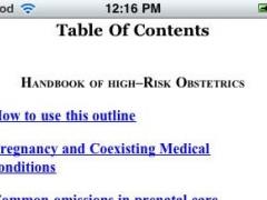 Outline For High-Risk OB 1.3 Screenshot