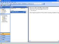OutLock for Outlook 1.2 Screenshot