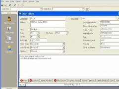 OutReach Community Assistance Database 1.5.2 Screenshot