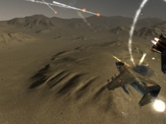 Overground Bulldogs - Flight Simulator 1.0 Screenshot