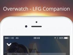 Overwatch - LFG Companion 1.0 Screenshot