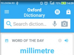 Review Screenshot - Where would we be without Oxford Dictionary?