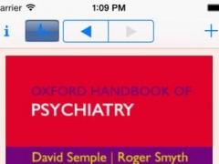 Oxford Handbook of Psychiatry 2.1.3 Screenshot