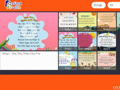 Oxford Path(Sing with you) 1.0.34 Screenshot
