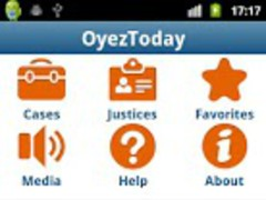 OyezToday 1.1.1 Screenshot