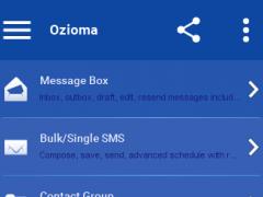 Ozioma - Bulk SMS & Marketing 3.31 Screenshot