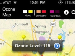 OzoneMap 1.0.4 Screenshot