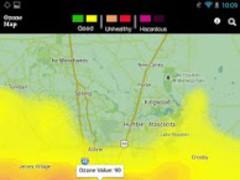 OzoneMap 0.5.4 Screenshot